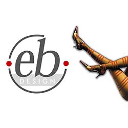 EB Design Logo