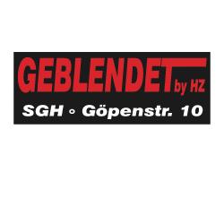 Geblendet Logo
