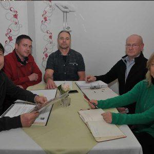Vorstand Gewerbeverein Sangerhausen